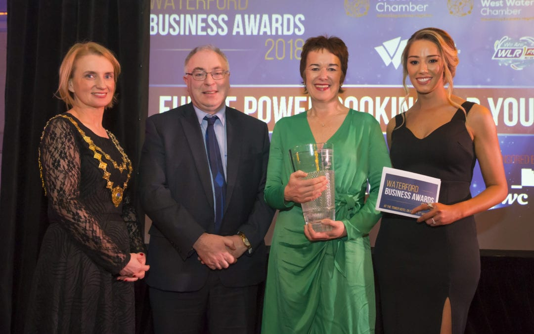 Eunice Power Catering wins Top award in Food & Beverage Category